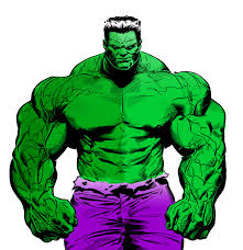 How to draw hulk step by step. The Hulk Line Drawing Colouring Shading And Gradients Ao2 Isaac Tingey