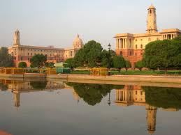 Раштрапати Бхаван - резиденция президента Индии