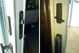 anderson door handles sliding door lock sliding door hardware patio door lock replacement sliding door standard