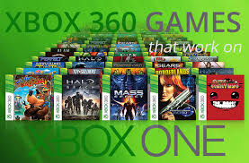 xbox 360 games that work on xbox one
