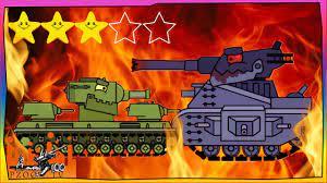 Chơi game bắn xe tăng Quái vật - Trận đấu Leviathan vs KB-6 #11 | Phim hoạt  hình về xe tăng