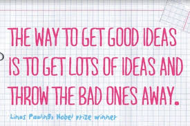 Image gallery for : brainstorming quotes