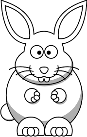 Cartoon Bunny Clip Art At Clker Com Vector Clip Art Online