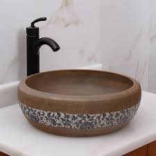 elimax s 2005 sandstone glaze pattern porcelain ceramic bathroom vessel sink bathroom sinks stone sink kitchen sink stainless steelsink bathroom sink