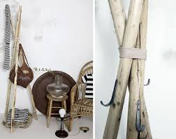 How To Make A Coat Rack Stand Adorable Roundup 32 Creative DIY Wall Hook And Coat Rack Projects Curbly