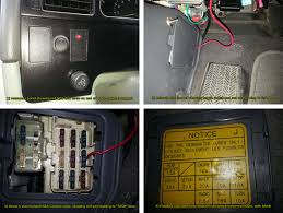 1994 toyota 4runner with bad muffler tailpipe what to do? cars 1997 Toyota 4runner Fuse Box Diagram here is a full res view of the \