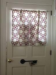 front door window curtainsSmall Door Window Curtains  teawingco
