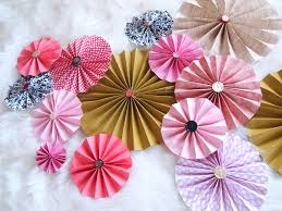 Paper Decorations For Bedrooms Diy Paper Wall Decor Home Design Ideas