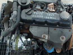 Used]Engine TD27 4WD NISSAN Atlas - BE FORWARD Auto Parts