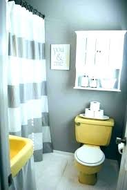 grey yellow bathroom rugs and decor silver black om ideas small furniture astonishing