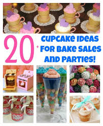 baking sale the best cupcake ideas for bake sales and parties kitchen fun
