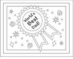 This year, i have created free printable cards that you can print out and have your kids color for their dad. 2556 Best Father S Day Images In 2019 Fathers Day Fathers Day Crafts Dad Day