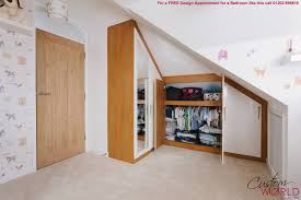 loft room furniture. Perfectly Fitted To A Bedroom With Sloping Ceilings, Creating The Perfect Storage Solution. Loft Room Furniture V
