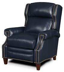 blue leather chair. Distressed Leather Chair For Sale Navy Blue Recliner Google Search B