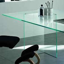 nervi glass office desk. bacco glass desk nervi office e