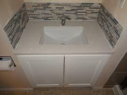 how to install tile backsplash in bathroom webdesigninusacom