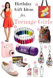Teen girl birthday gift