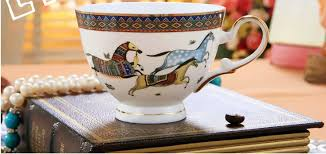 european cup office coffee. Classic Luxurious High Level Bone China Coffee Cup And Saucer Suit European Afternoon Tea Office A