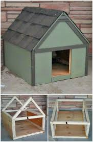 Homemade Dog House Designs 45 Easy Diy Dog House Plans Ideas You Should Build This