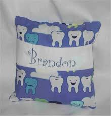 Toothfairy Pillows Baby Sleeping Pillows