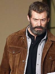 leather jacket logan logan wolverine 3 jacket