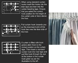 to view our range of blackout curtains and linings please here