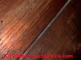 gaps between wood floor boards in parquet flooring cause cure