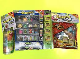 Grossery Gang Vending Machine Cool MEYSAN 48th Bday Collection On EBay