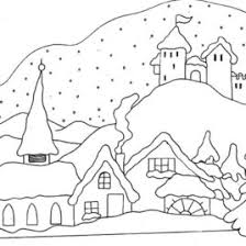 Small Picture Free Winter Coloring Pages For Kids All About Coloring Pages
