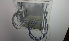 telephone wiring dsl solidfonts how to install an adsl splitter on 4 wire phone line got picture