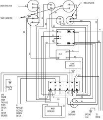 aim manual page 57 single phase motors and controls motor 15 hp deluxe 282 203 9310 or 282 203 9330