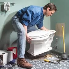 how to repair a leaking toilet diy