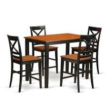 east west furniture 5 piece counter height pub dining table and 4 chairs set be sure to check out this awesome
