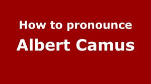 How To Pronounce Albert Camus Frenchfrance Pronouncenamescom