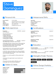 Resume Of A Graphic Designer Resume Examples By Real People Graphic Designer Resume Sample