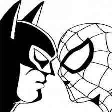 Small Picture Photos Batman Coloring Pages Cartoon And Robin Page adult