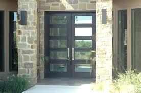 modern front double door. Astounding Modern Double Entry Doors Interior Front  Fancy . Door B