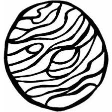Small Picture Jupiter Coloring Page