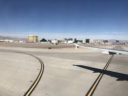 creative painting las vegas 2018 just landing with a view of the las