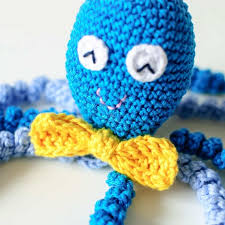 Crochet Octopus For Premature Babies Pattern Stunning You Can Crochet An Octopus Toy To Help Comfort Premature Babies