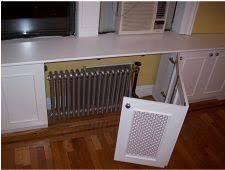 radiator cover idea for kitchen cover desk