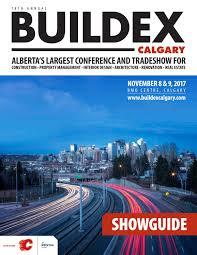 Brett Sichello Design Buildex Calgary 2017 Showguide By Informa Vancouver Issuu