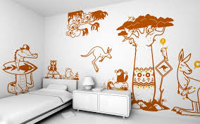 Small Picture Australia Wall Stickers Baby and Kids Wall Decals E Glue