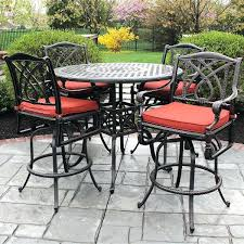 pub height patio table attractive best gorgeous bar height patio furniture grand terrace bar height patios