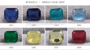 Emerald Gem Color Chart Wholesale Different Colors Artificial Colombia Emerald Glass Crystal Gemstone For Jewelry Buy Emerald Colombia Wholesale Jewelry Emerald Product On