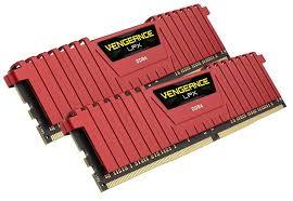 <b>Модуль памяти CMK32GX4M2A2666C16R</b> Red - ElfaBrest