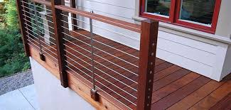 Exterior Handrail Designs Model Cool Decoration