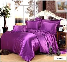 king size purple duvet covers pink purple bedding set silk satin super king size queen full