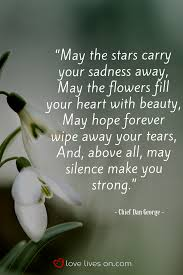 Beautiful Funeral Quotes