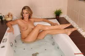 Lauren May fisting hot Laraan in the bathroom porn pics at My.